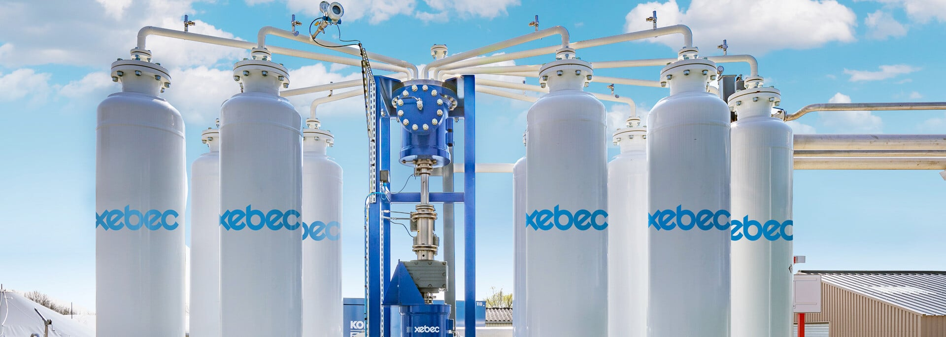 Cleantech Xebec Hires V2
