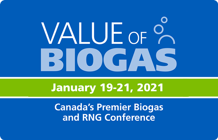Value of Biogas event announcement